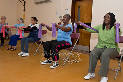 Glyndon exercise for over 50s 20