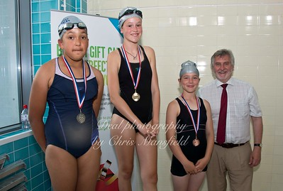 swimming gala July 3rd 2015 mansfield event seven winners