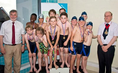 swimming gala July 3rd 2015 mansfield event teighteen winners