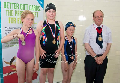 swimming gala July 3rd 2015 mansfield event nine winners