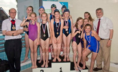 swimming gala July 3rd 2015 mansfield event nineteen winners