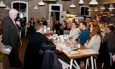 cornerstone cafe ideas exchange