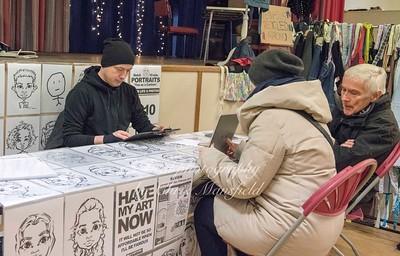 Jan 20th 2018   Plumstead market 04