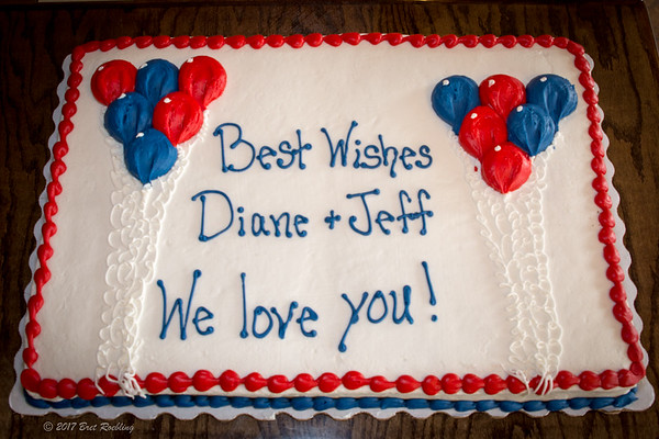 Jeff and Diane Retirement Party
