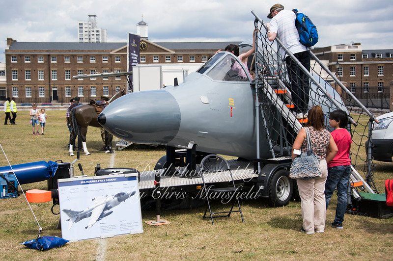 June 24th 2017 armed forces day harrier