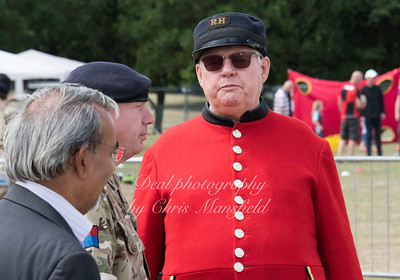 June 24th 2017 armed forces day chelsea P 2