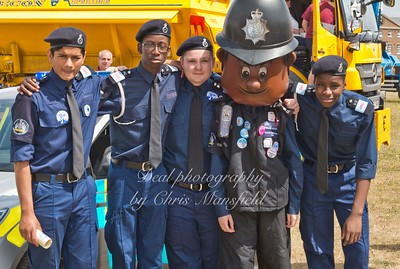 Volunteer police cadets
