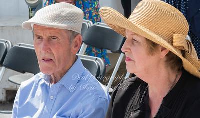 Jim & Janet Gillman,   Both previous Mayors of RBG