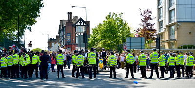 May 26th 2013.. Lee Rigby memorial
