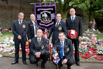 June 22nd 2013... Lee Rigby tribute