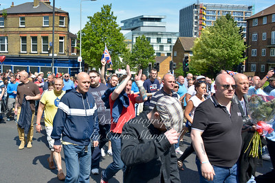 May 26th 2013... Lee Rigby Memorial