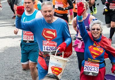 Mr & Mrs Superman