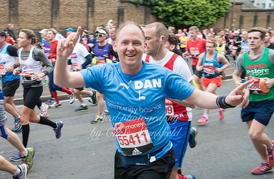 April 24th ..London Marathon 2016