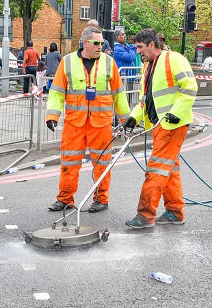 marathon 33 the big clean up