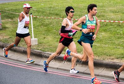 marathon 41 Alex Pires da silva paralympic winner