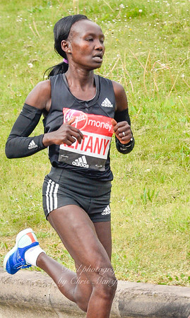 marathon 10 keitany ladies elite winner
