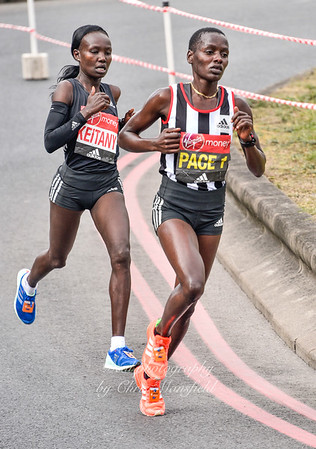 marathon 09 keitany ladies elite winner