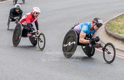 marathon 12 david weir wheelchair winner