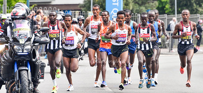 marathon 13 elite runners
