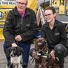 March 31st 2017 Sniffer dog mansfield 04
