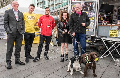 March 31st 2017 Sniffer dog mansfield 07