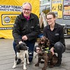 March 31st 2017 Sniffer dog mansfield 05