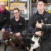 March 31st 2017 Sniffer dog mansfield 02