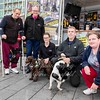 March 31st 2017 Sniffer dog mansfield 01