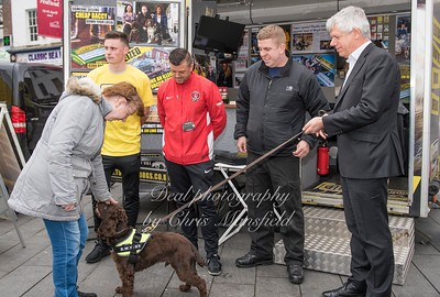 March 31st 2017 Sniffer dog mansfield 11