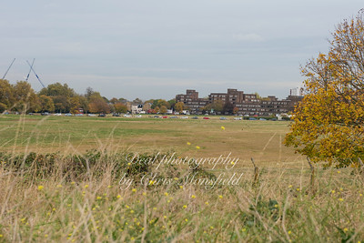Nov' 4th 2016.  Woolwich common