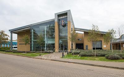 Nov' 4th 2016. Royal Horse Artillery HQ