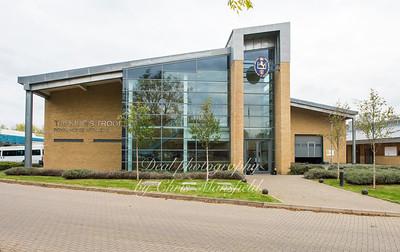 Nov' 4th 2016 . Royal Horse Artillery HQ