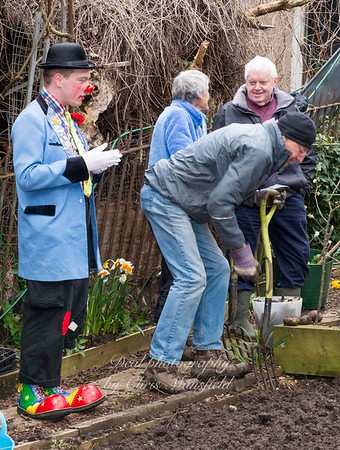 April 17th 2016 Maryon park big dig CM 17