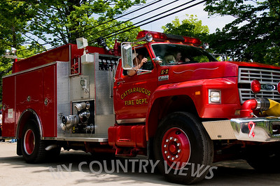 2008 Cattaraugus Memorial Day parade