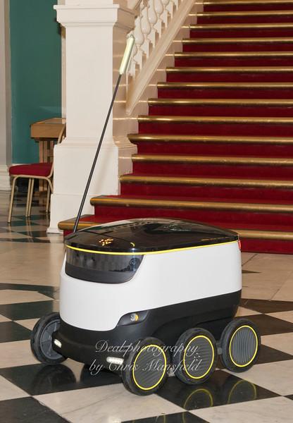 Nov' 24th 2015.. New Council Robot