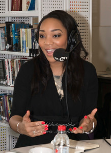 """Biance Miller from the TV reality show """"The Apprentice"""""""