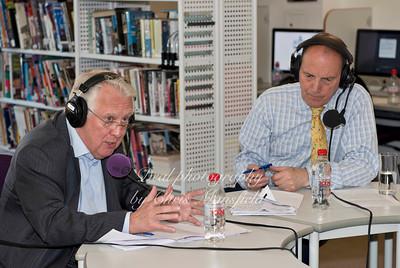 Tory MP Bob Neill ( left )