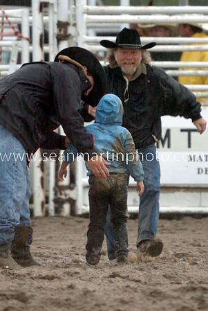 Deer Trail Rodeo 8-16-08