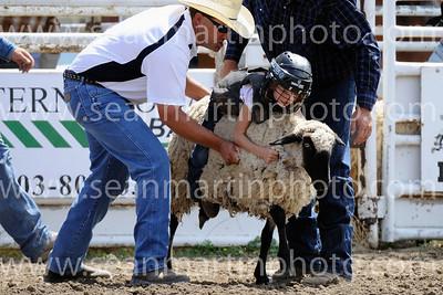 Deer Trail Rodeo 8-16-09