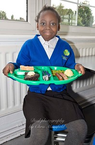 Sept 8th 2015 school dinners mansfield 21 Tawa Adebayo