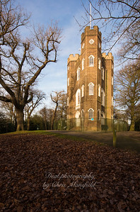 Dec' 27th 2016 Severndroog castle