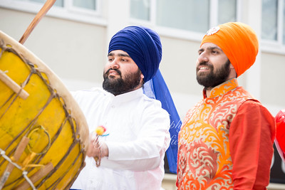 Sikh Vaisakhi Procession April 9th 2016