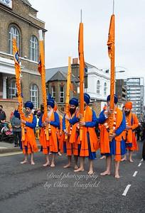 April 9th 2016 Sikh festival CM 93