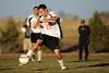 Soccer Arupe Jesuit at Bennett 10-14-09