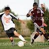 Soccer Bruce Randolph at Bennett 9-3-09