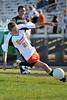 Kolby Whisler keeps the ball on play