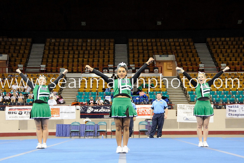 State Spirit competition 12-7-08