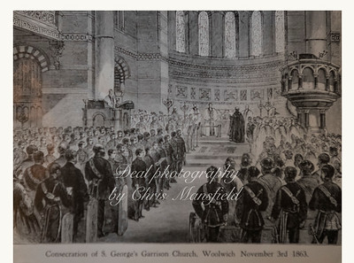 Consecration November 3rd 1863