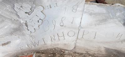 edwin hopton 1863