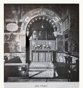 Garrison church interior